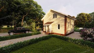 Оптимальний розмір будинку фото 151142