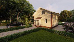 Оптимальный размер дома фото 28539