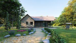 Оптимальний розмір будинку фото 151139