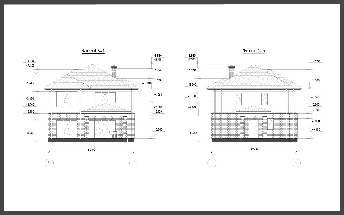 Проект дома ДП-10 фото 604475