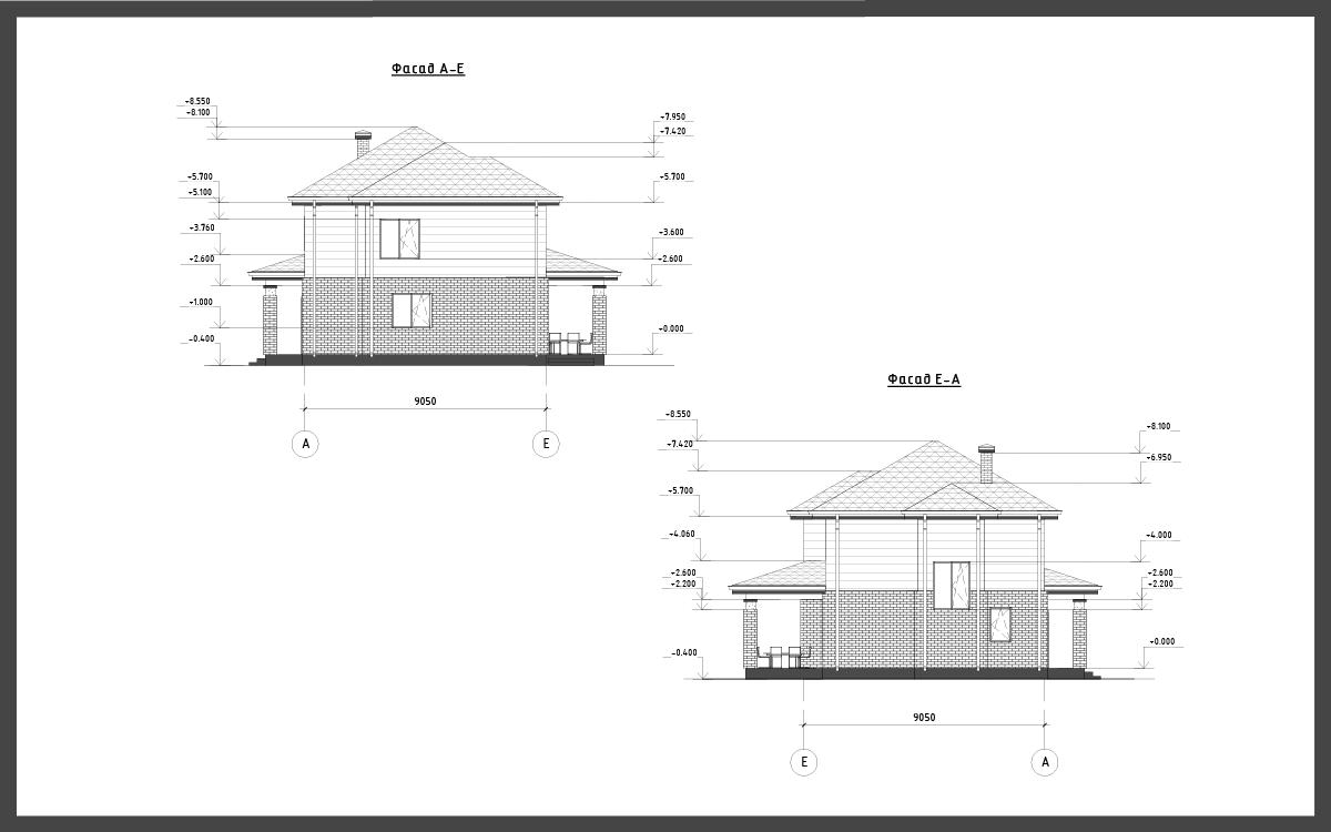 Проект дома ДП-10 фото 604474