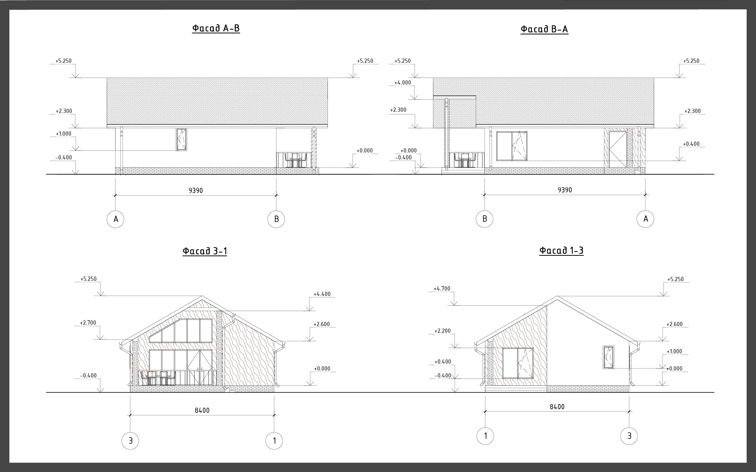 Проект дома ДП-2 фото 248561
