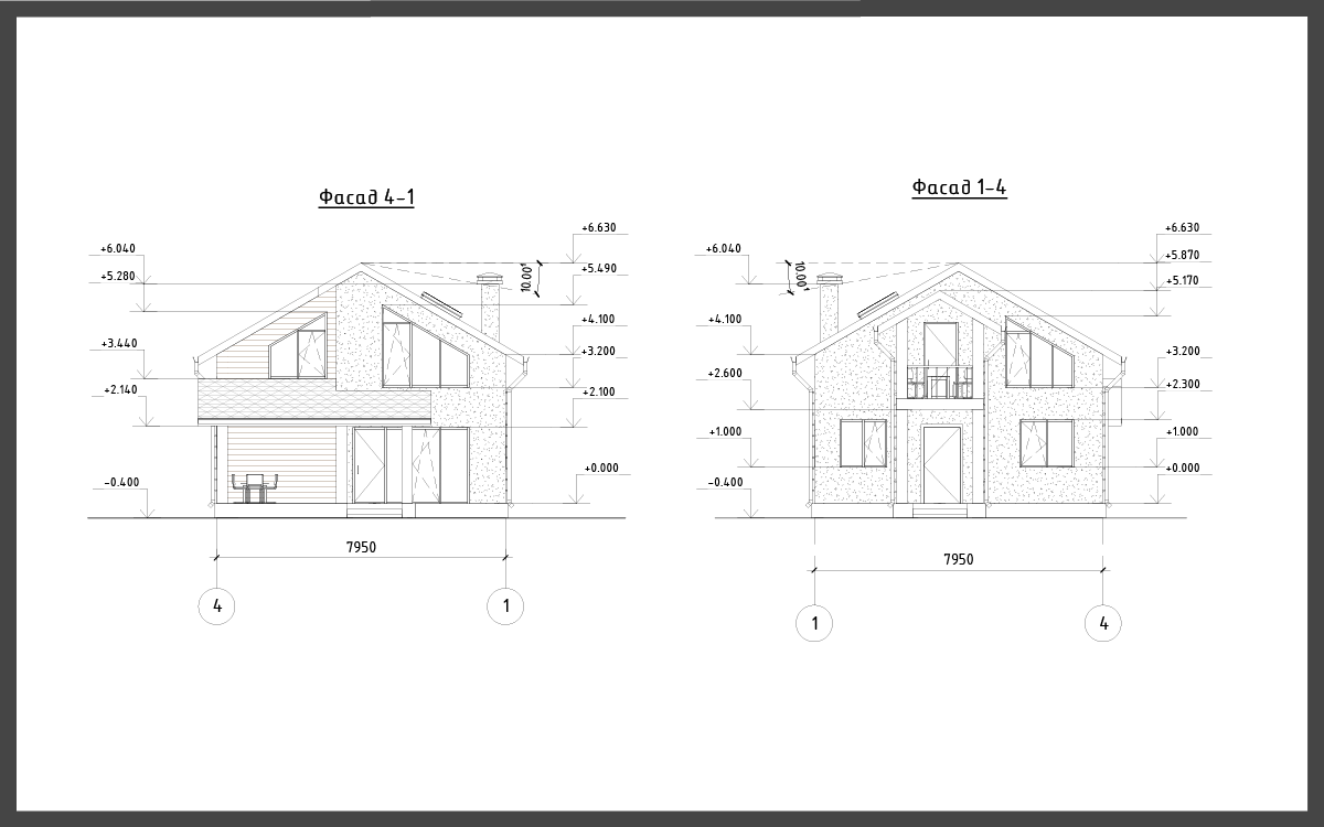 Проект дома ДП-9 фото 604835