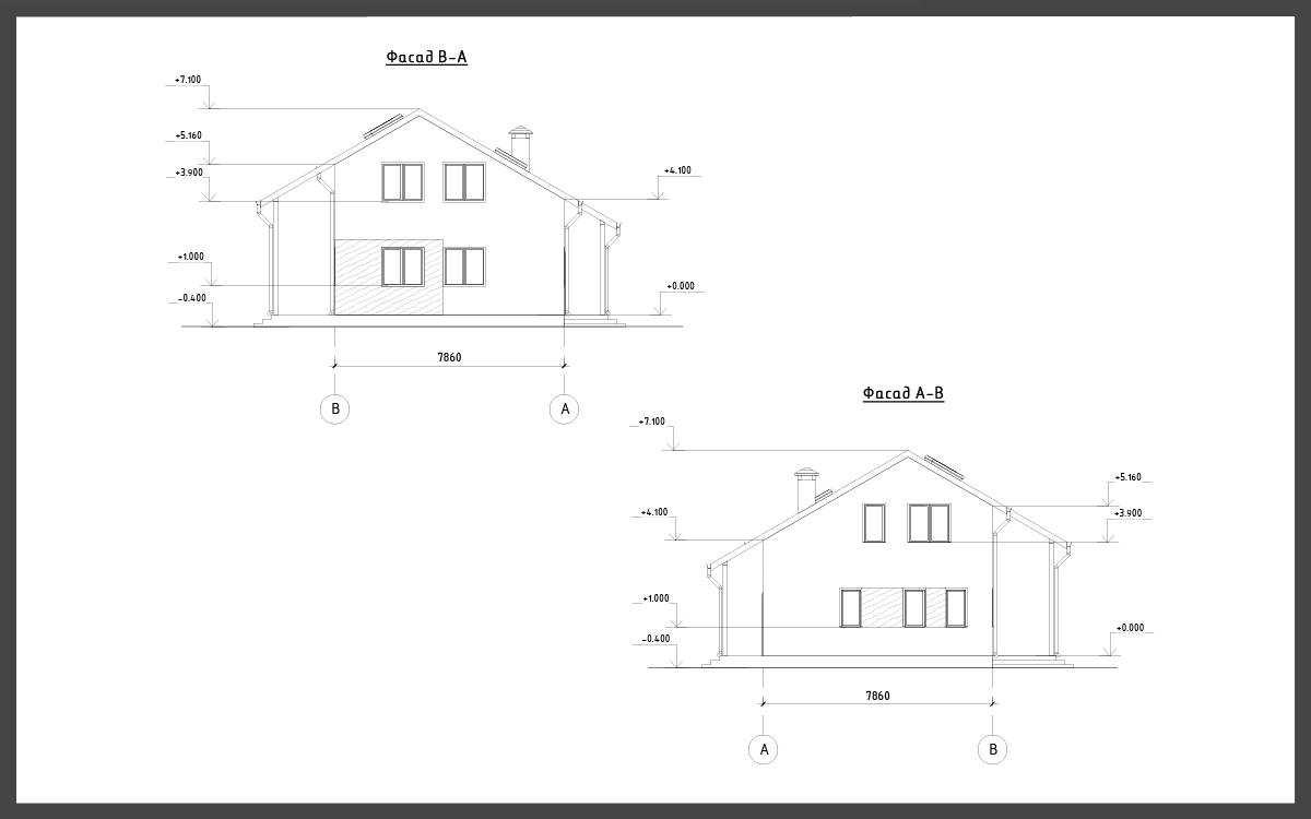 Проект дома ДП-12 фото 110041