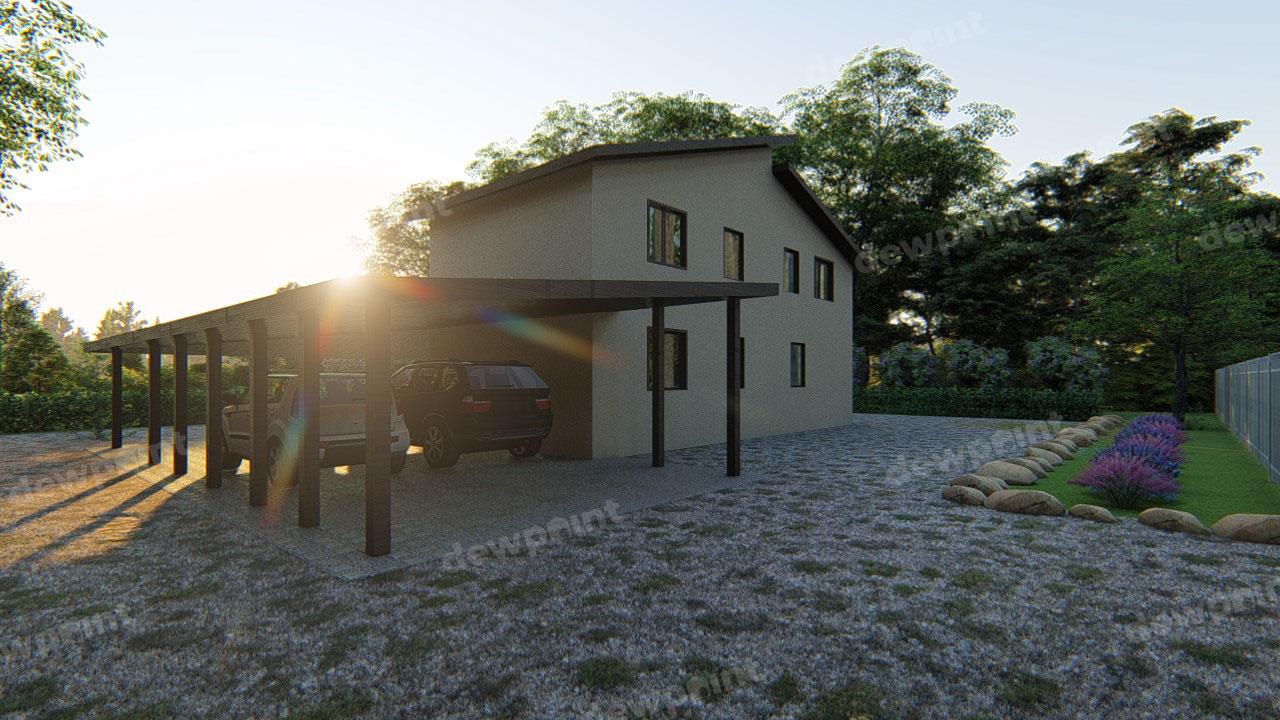 Проект дома ДП-1 фото 604604