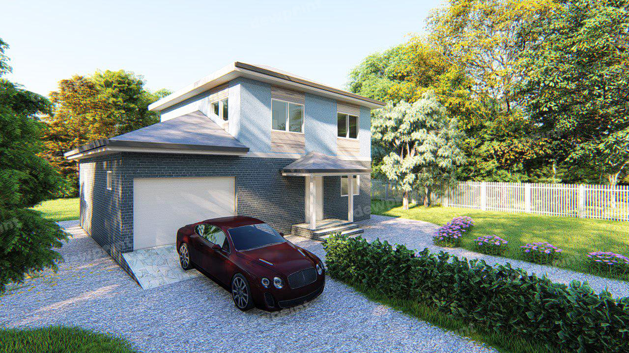 Проект дома ДП-11