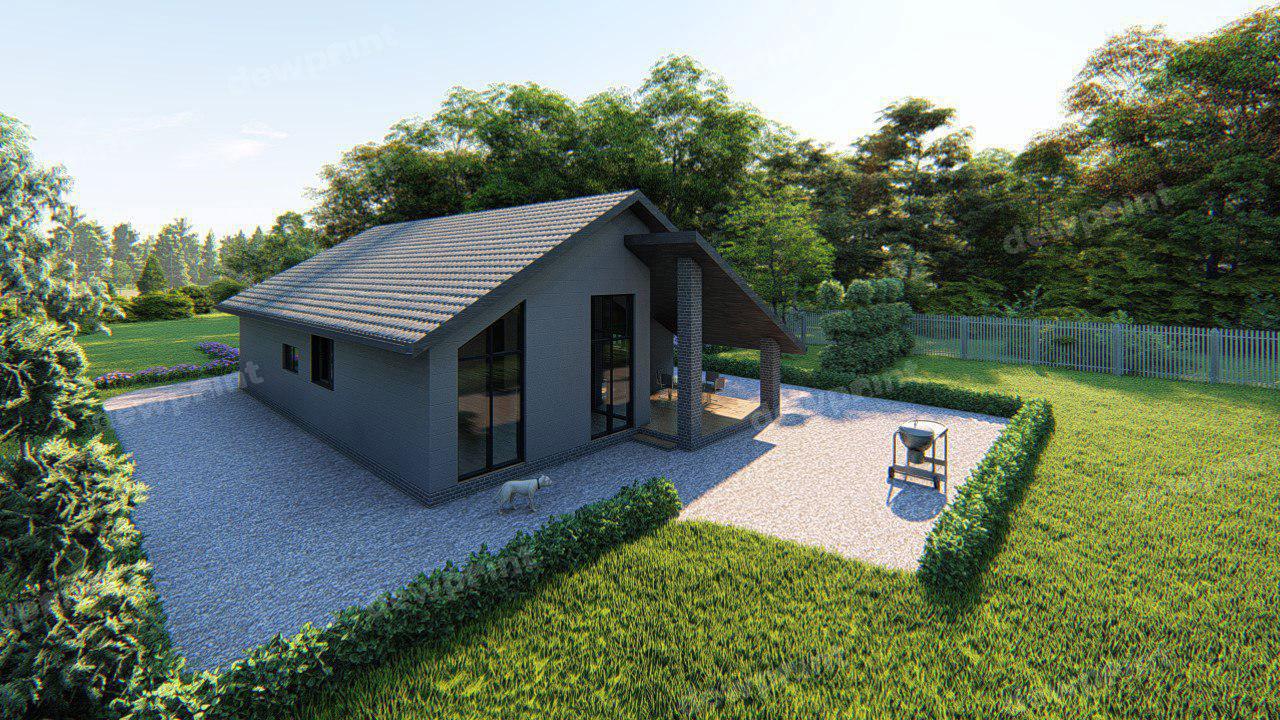 Проект дома ДП-05
