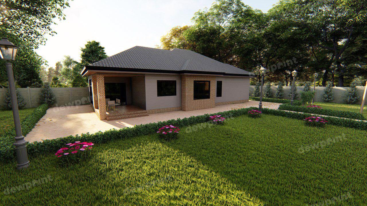 Проект дома ДП-7 фото 266614