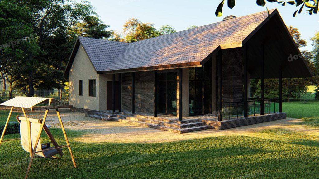 Каркасні будинки фото 206609