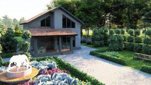 Оптимальний розмір будинку фото 151141