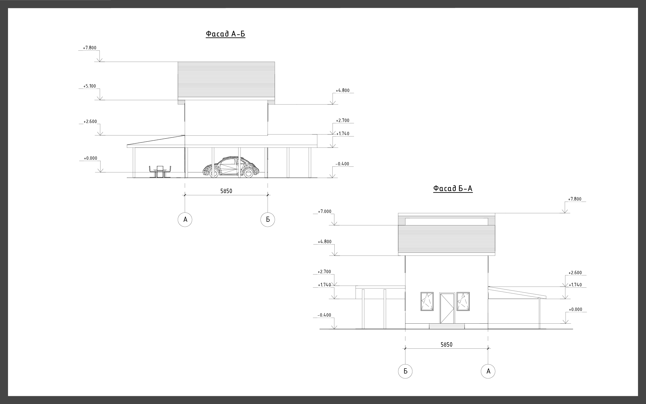 Проект дома ДП-1 фото 604606