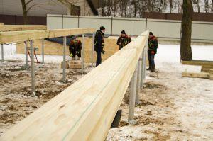 Можно ли строить дом зимой? фото 58782