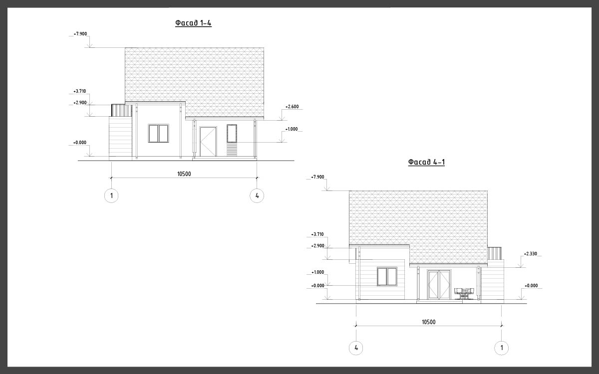Проект дома ДП-15 фото 110135
