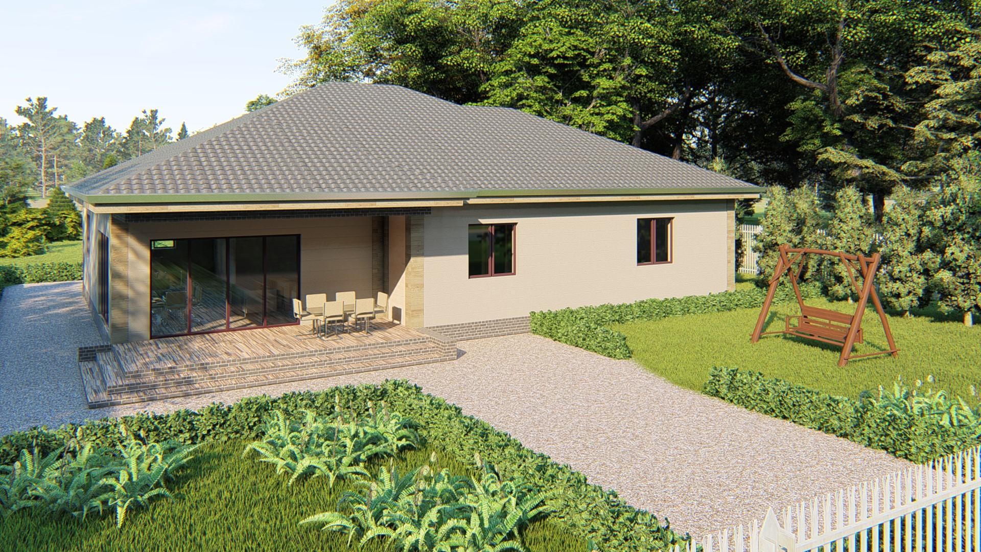 Проект дома ДП-17 фото 107741