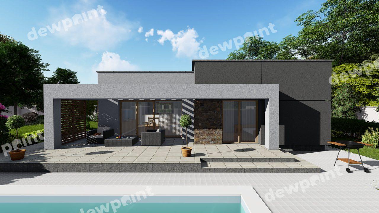 Проект дома ДП-18 фото 14308