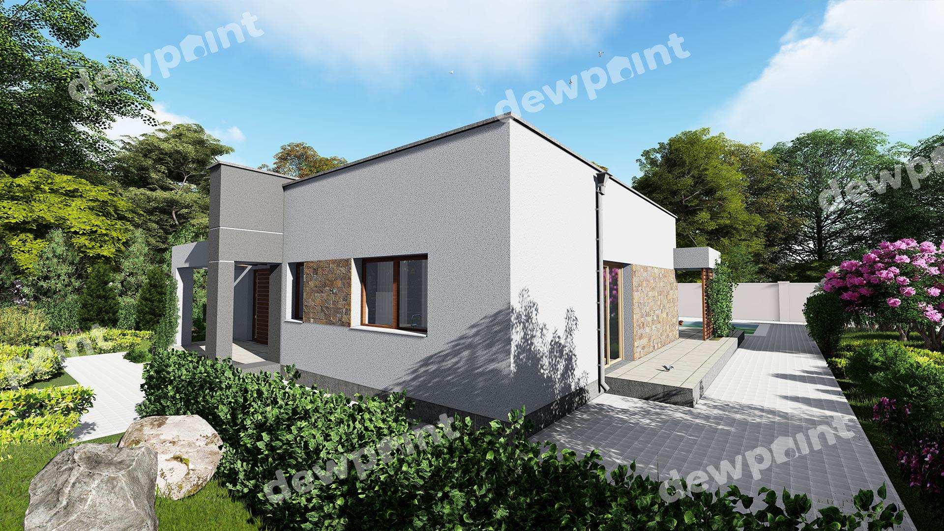 Проект дома ДП-18 фото 135650