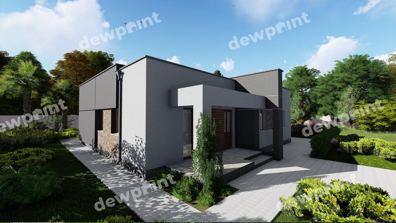 Проект дома ДП-18 фото 61196
