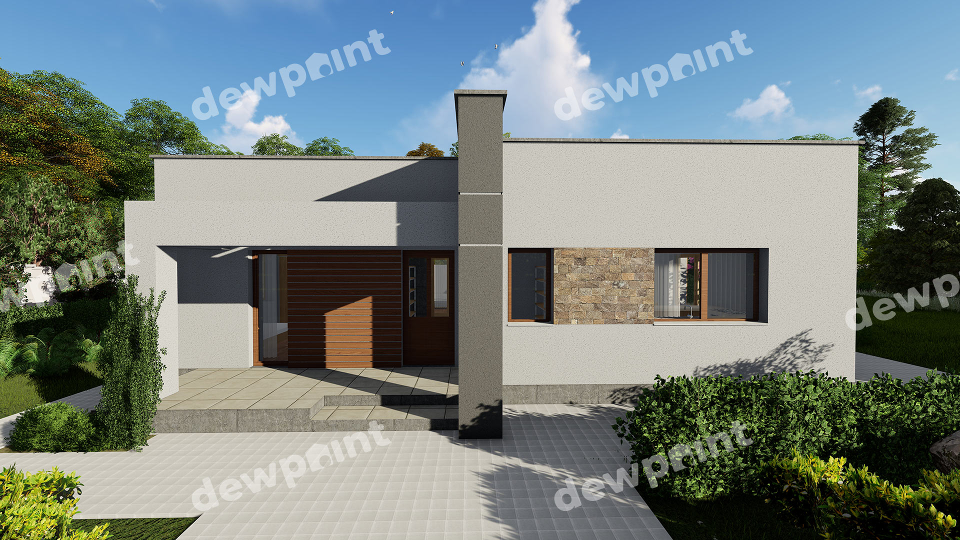 Проект дома ДП-18 фото 135649