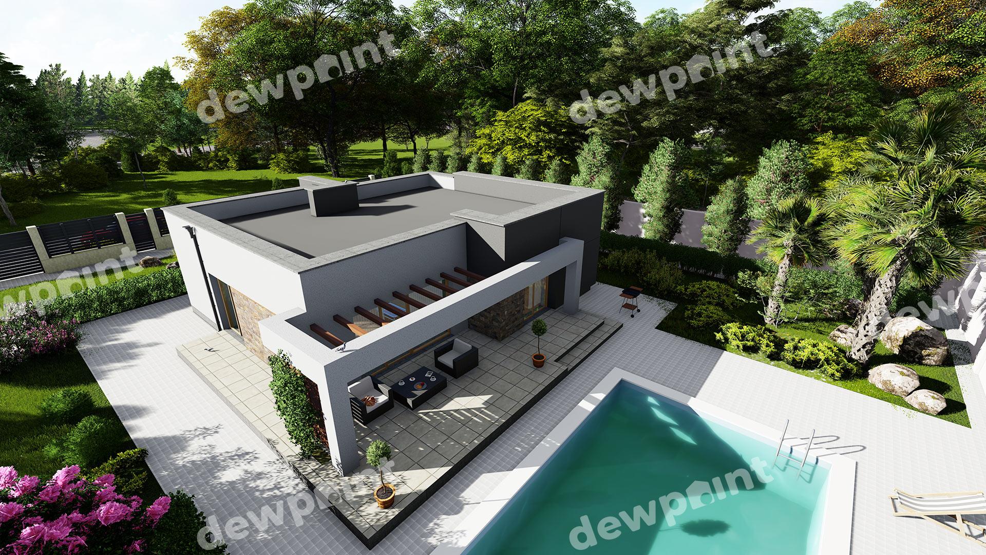 Проект дома ДП-18 фото 135648