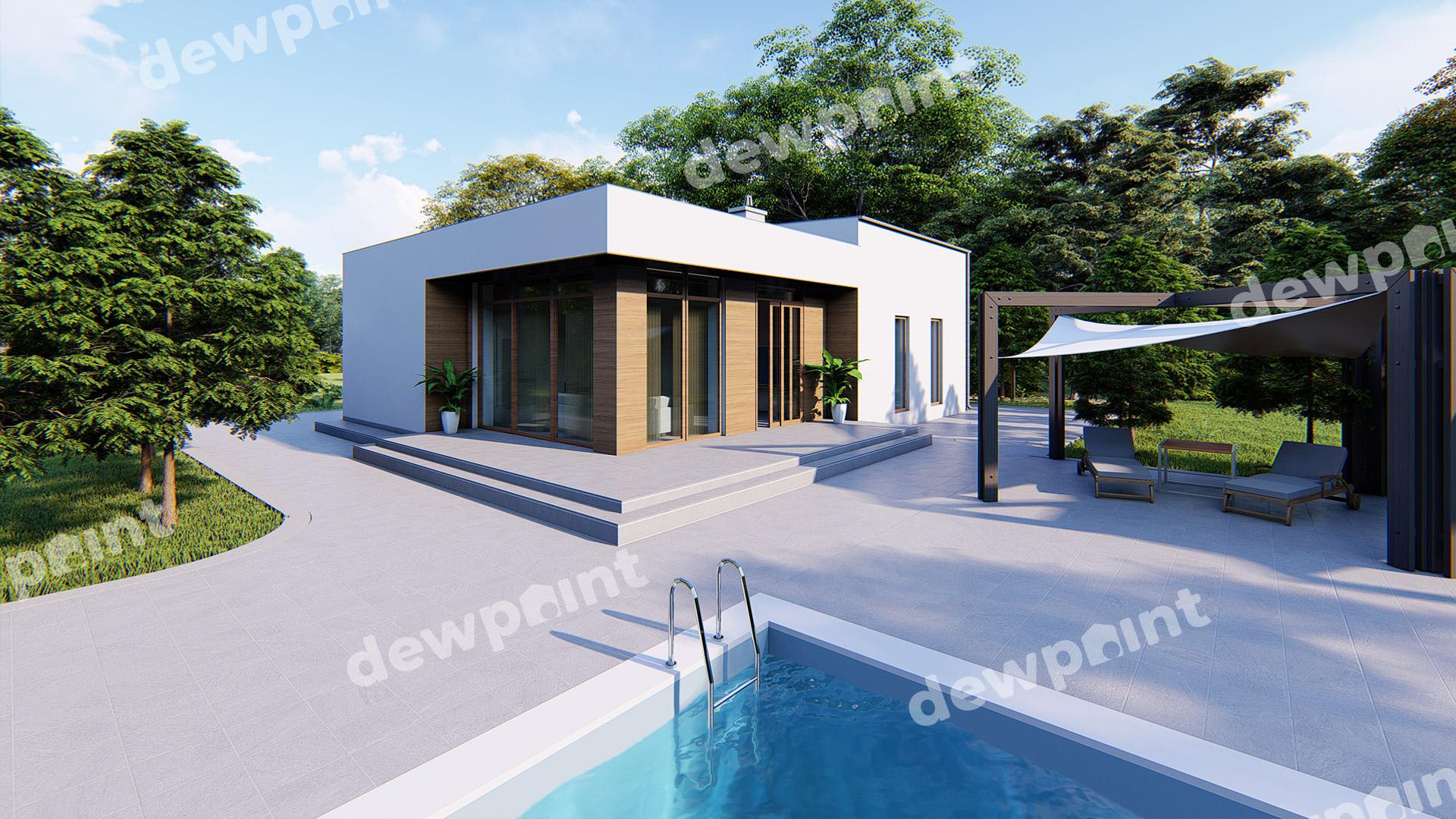 Проект дома ДП-19 фото 57689