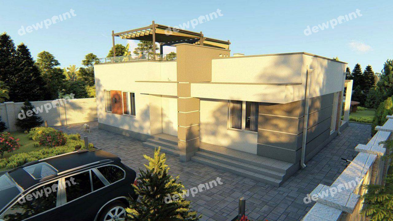 Проект дома ДП-21 фото 110154