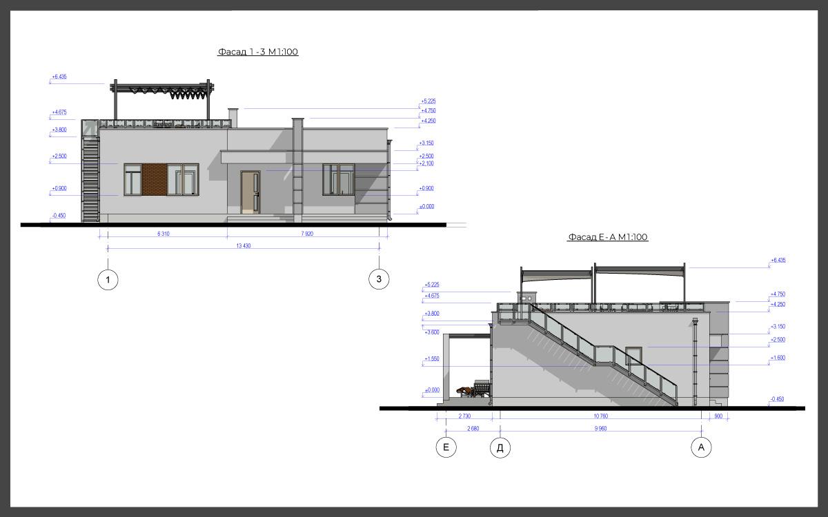 Проект дома ДП-21 фото 10