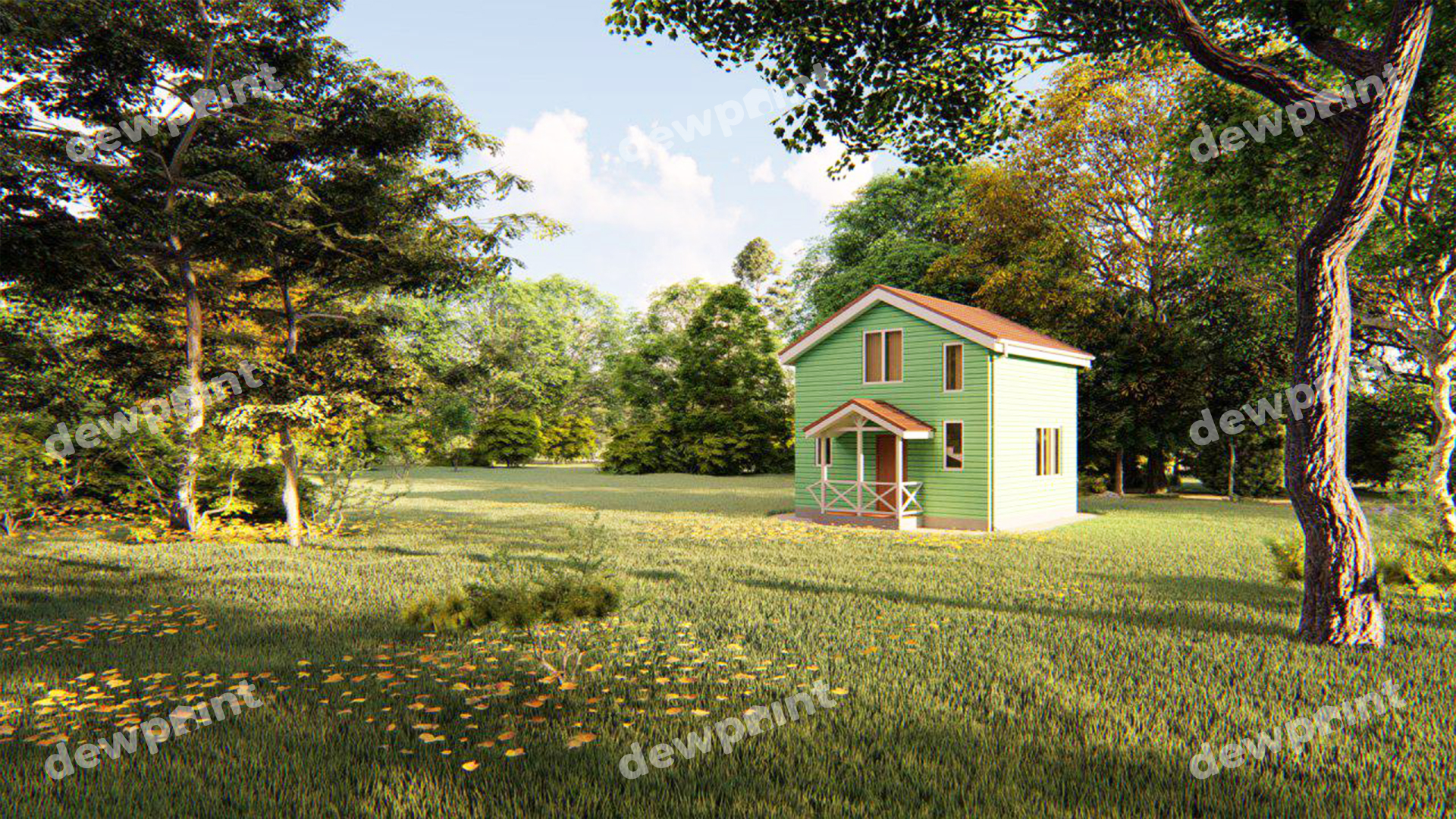 Проект дома ДП-22 фото 93013