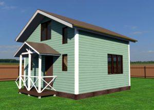 Как построить дом с ограниченным бюджетом фото 4