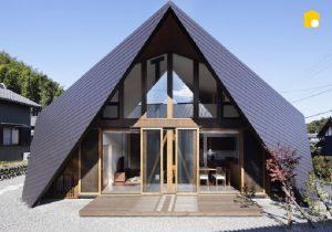 Необычные проекты домов и коттеджей фото 4