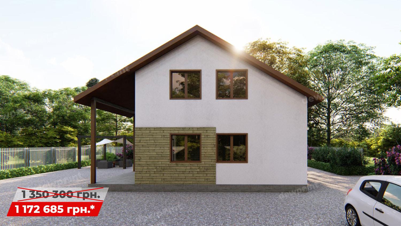 Проект дома ДП-12 фото 30