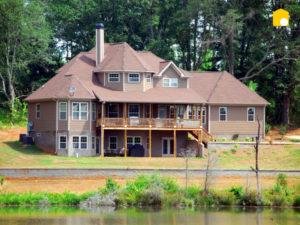Дом на склоне фото 13739