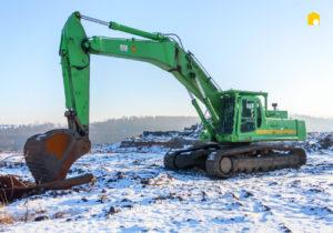 Строительство зимой фото 257191