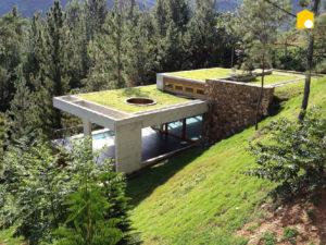 Дом на склоне фото 13740