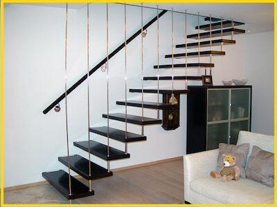 Лестница в частном доме фото 28475
