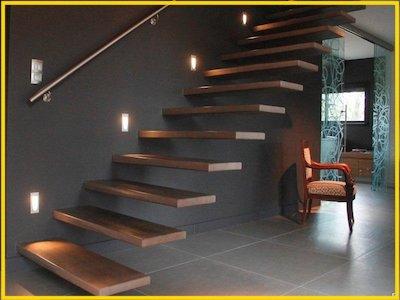 Лестница в частном доме фото 28474