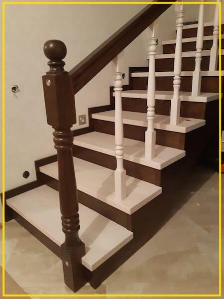 Лестница в частном доме фото 28470