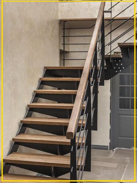 Лестница в частном доме фото 28471