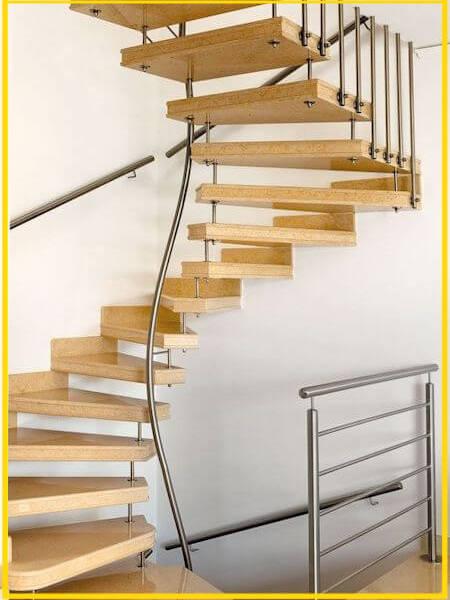 Лестница в частном доме фото 28473