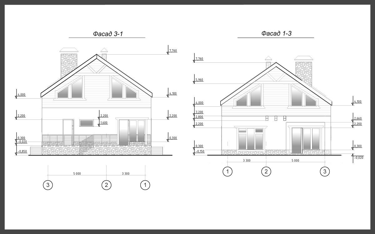 Проект дома ДП-23 фото 261414