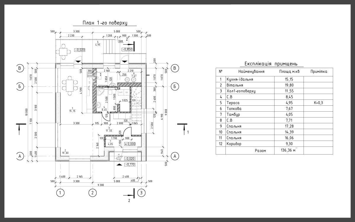 Проект дома ДП-23 фото 261412