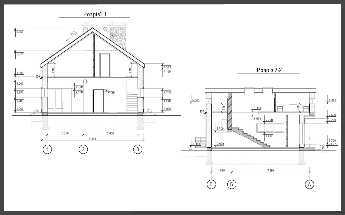 Проект дома ДП-23 фото 261413