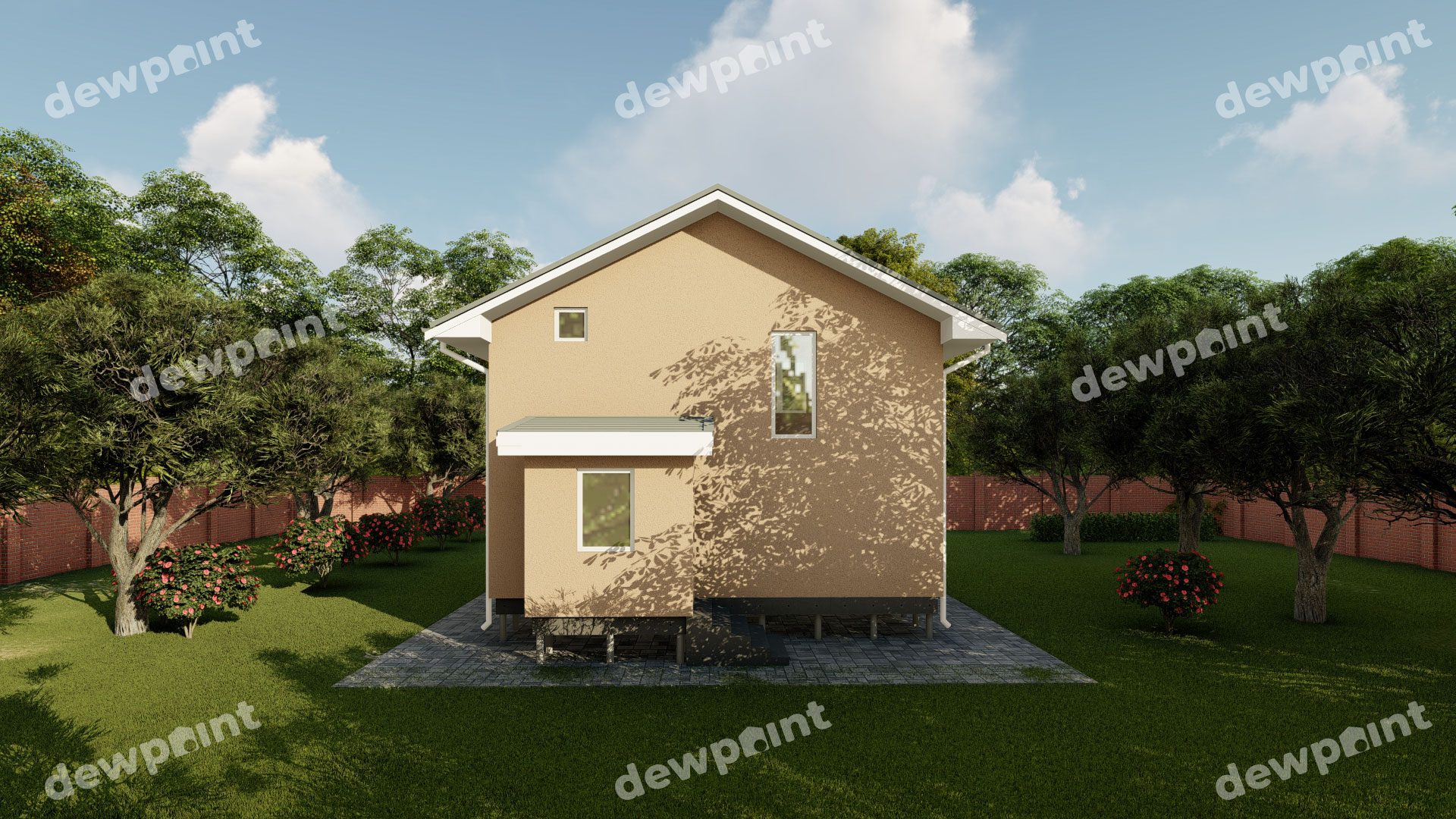Проект дома ДП-24 фото 61177