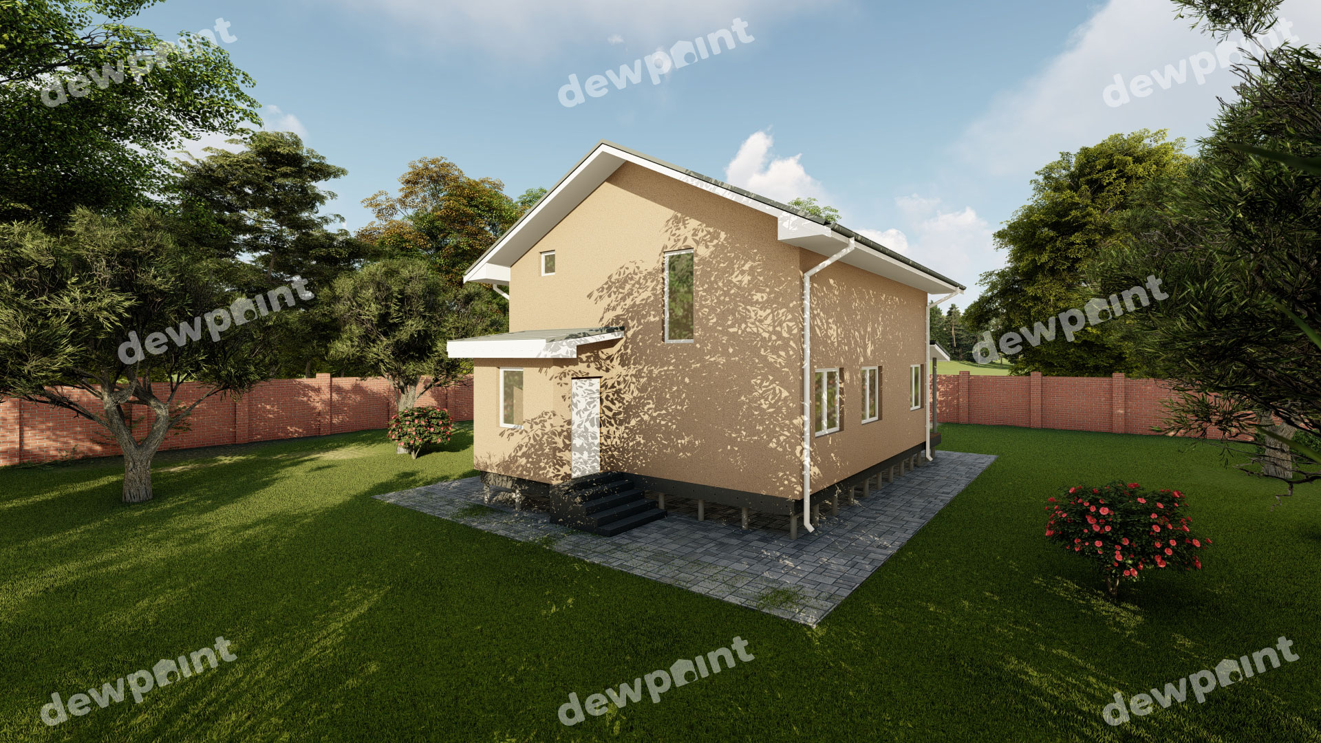 Проект дома ДП-24 фото 61178