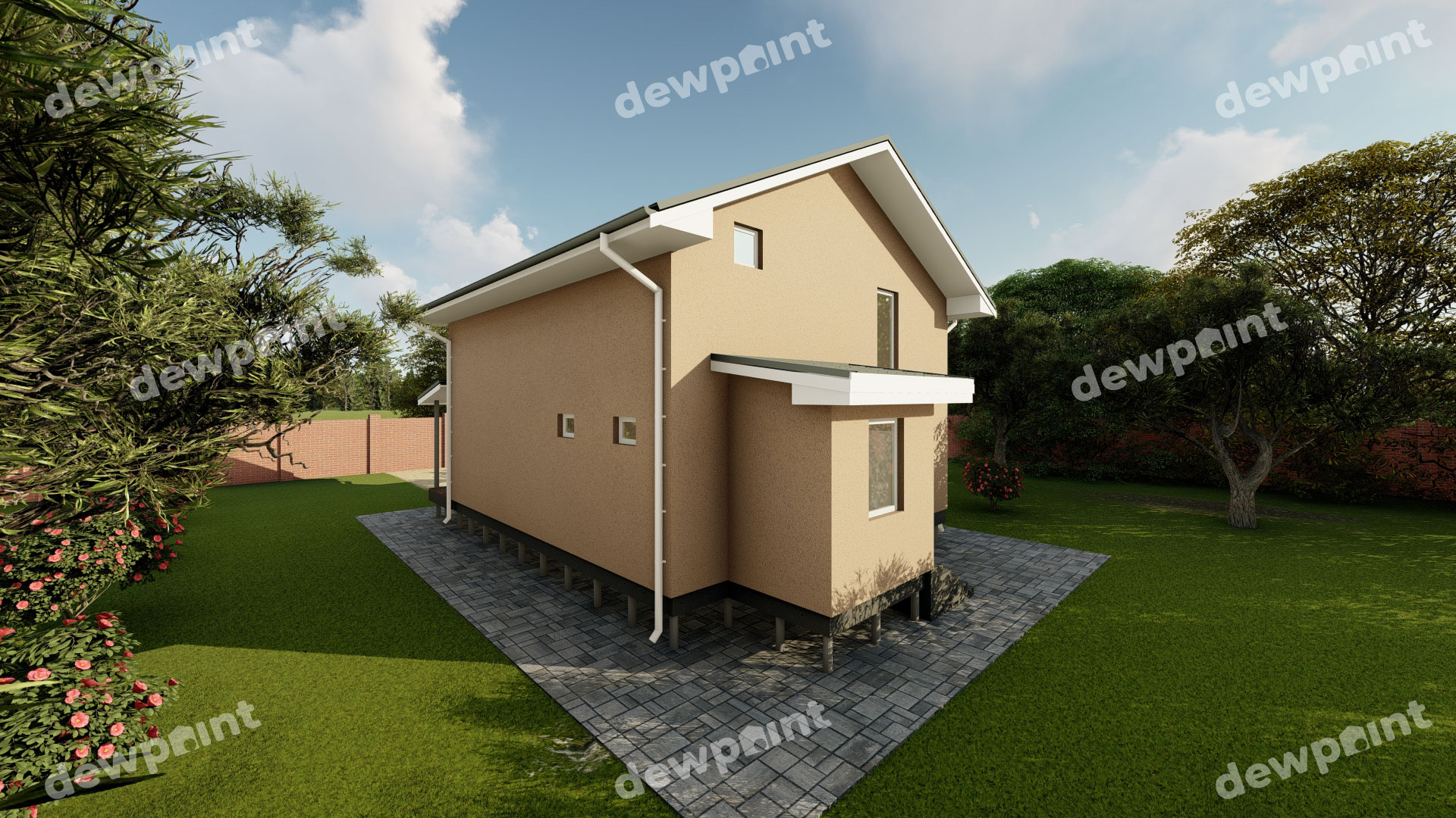 Проект дома ДП-24 фото 61176