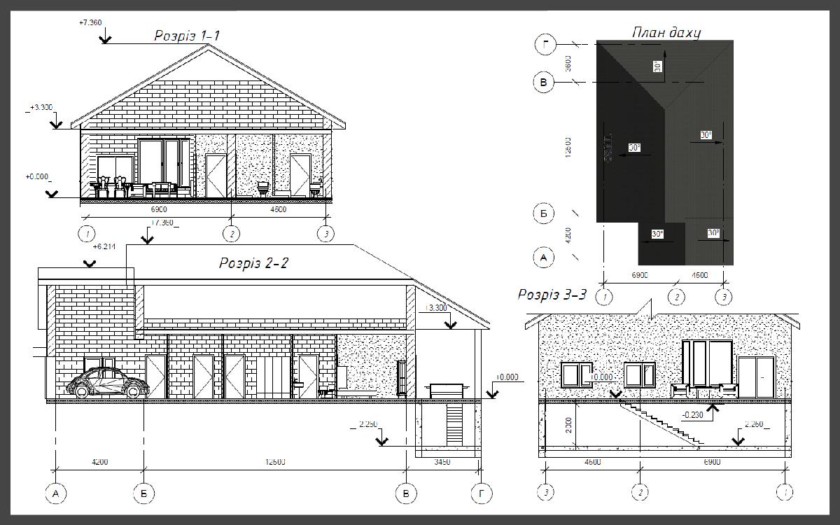 Проект дома ДП-27 фото 17879