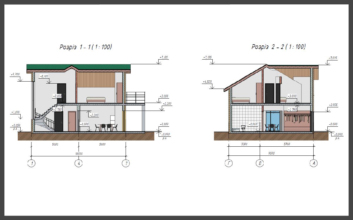 Проект дома ДП-26 фото 14288