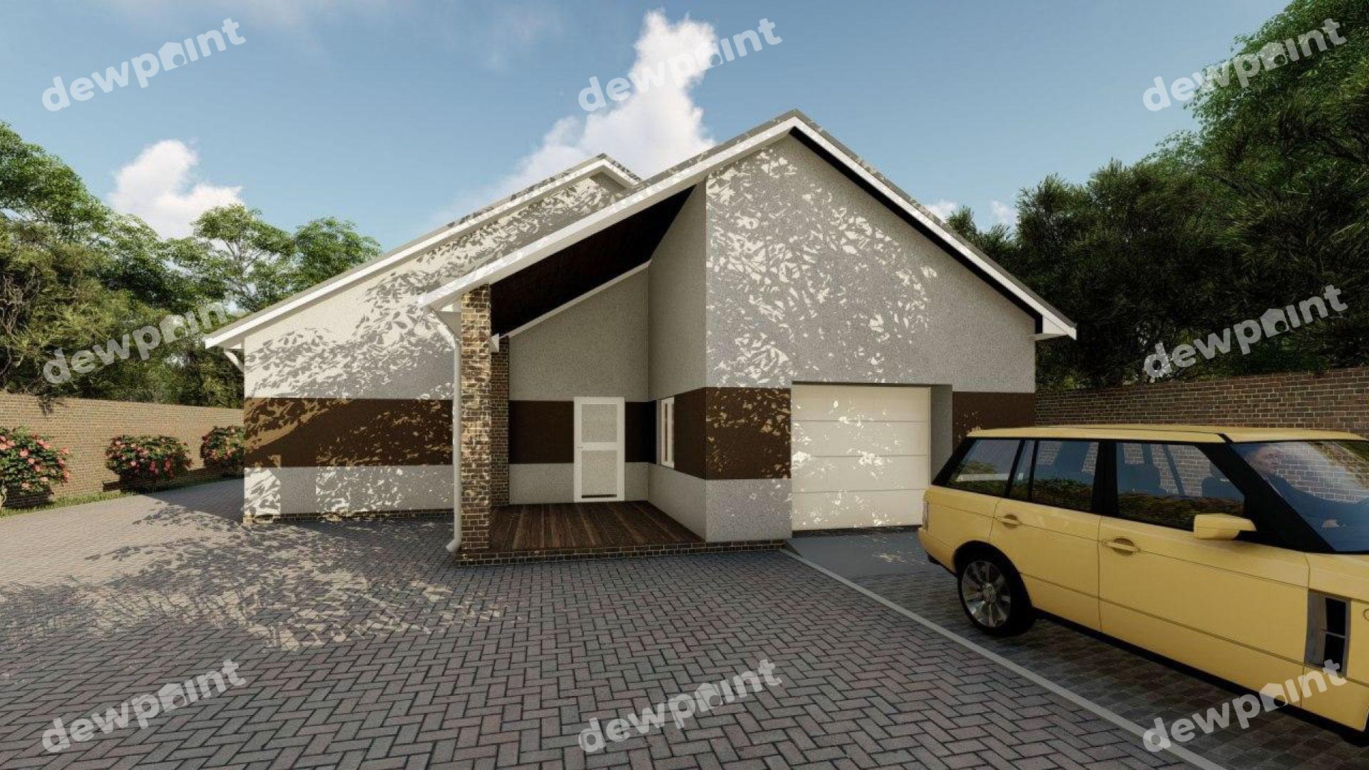 Проект дома ДП-27 фото 17877
