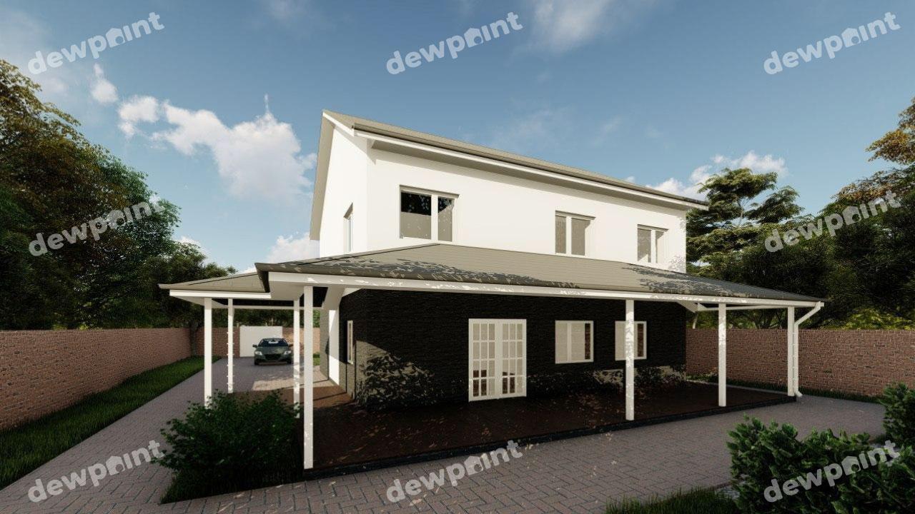 Проект дома ДП-30 фото 264429