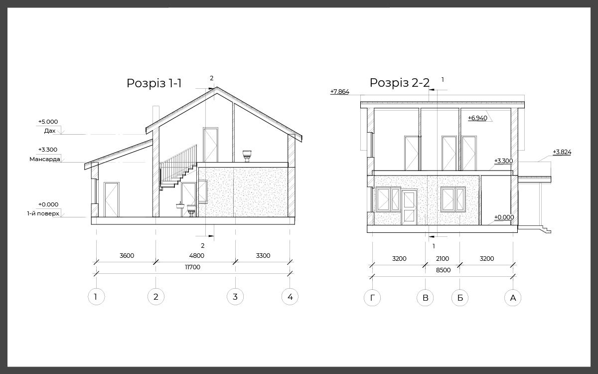 Проект дома ДП-30 фото 29888