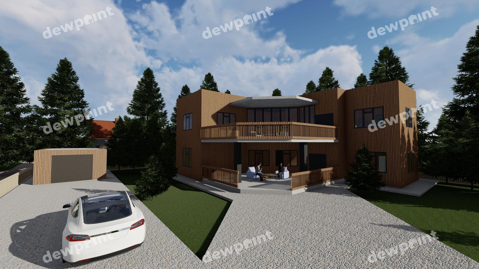 Проект дома ДП-33 фото 261478